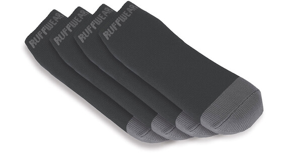 Ruffwear Bark'n Boot Liners Set of 4 Twilight Gray